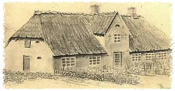 The house at Morsum-Sylt